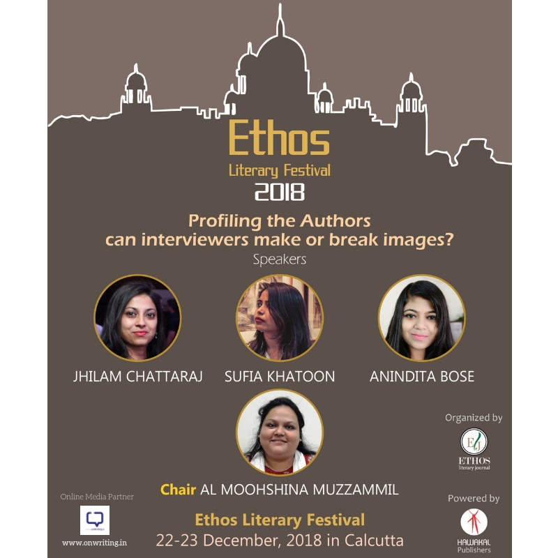 Indian Author Profiles