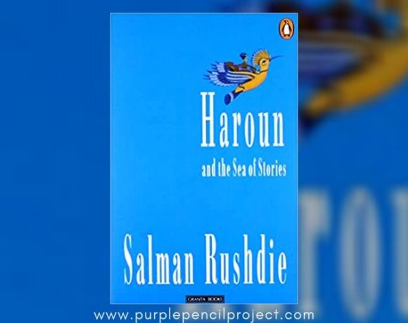 book review of haroun and the sea of stories by salman rushdie