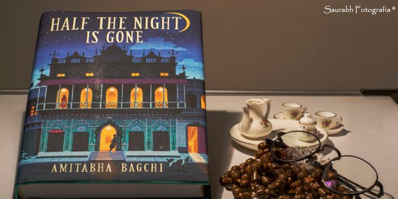 half the night is gone book by amitabha bagchi
