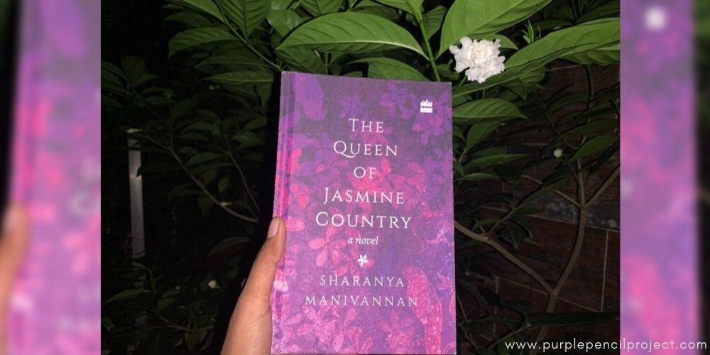 Queen of Jasmine Country book cover