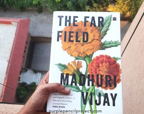 Cover of Far Field by Madhuri Vijay