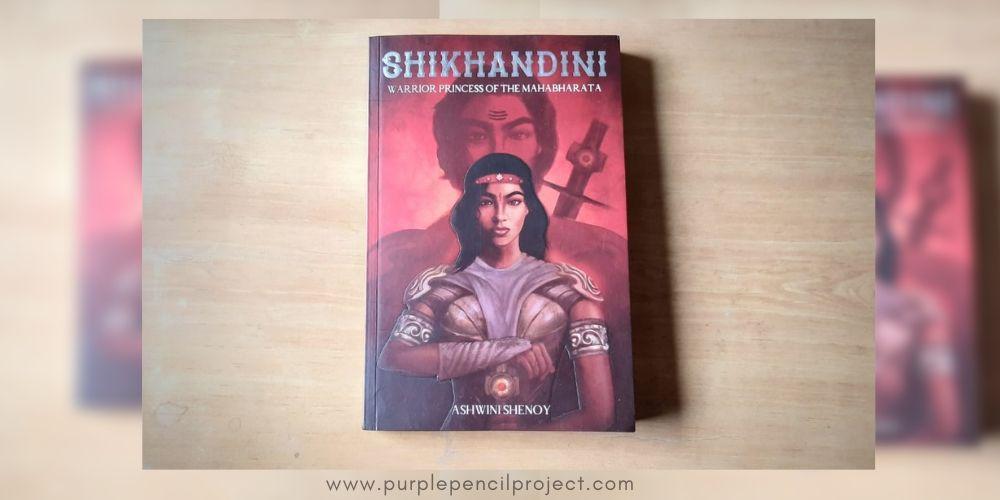 book cover of shikhandini by Ashwini shiny