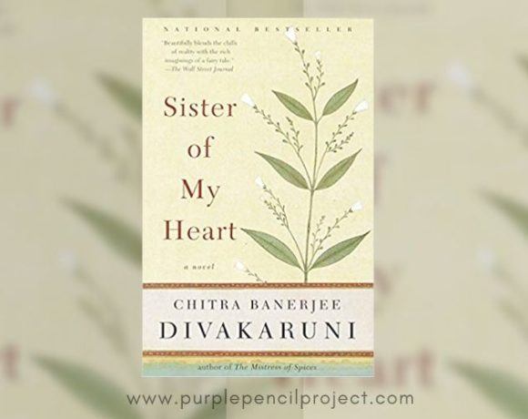 book cover sister of my heart