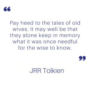 Quote by JRR tolkien