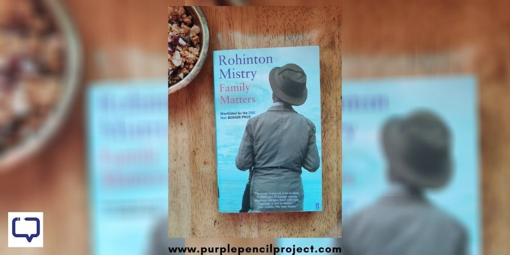 book review family matters