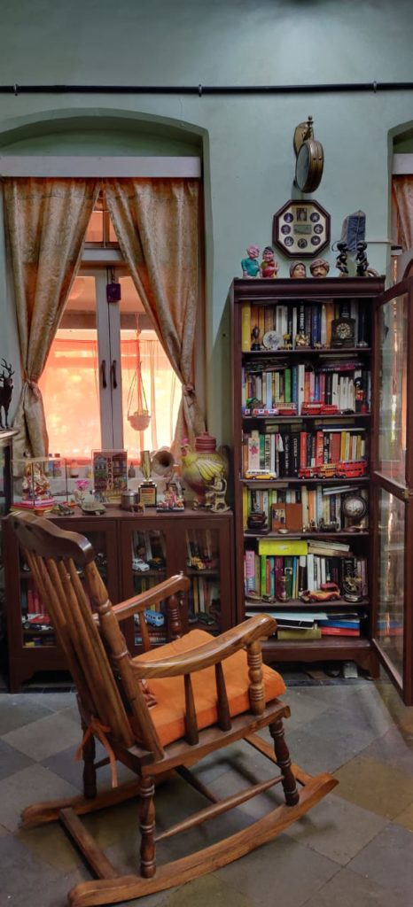jane borges' bookself