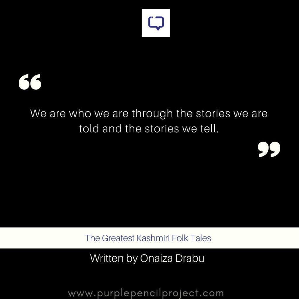 kashmiri folk tales quotes