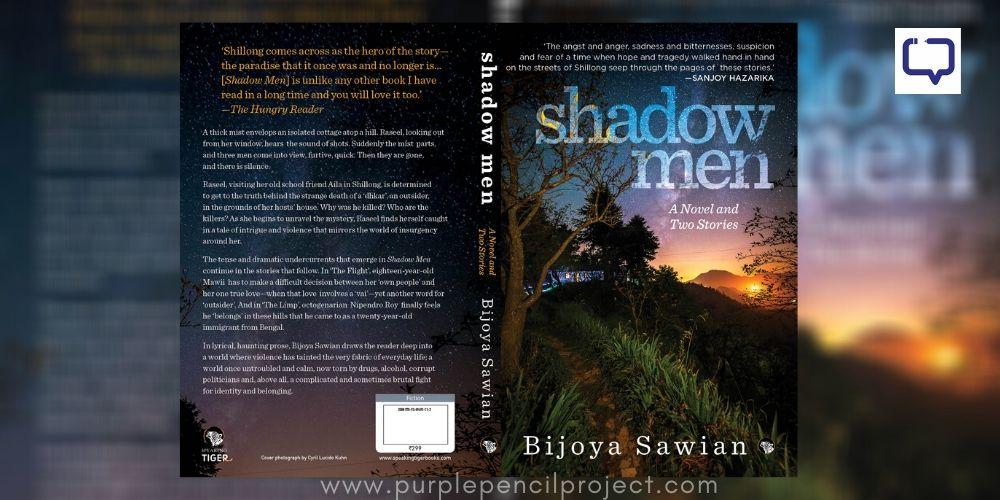 book review of shadow men by bijoya sawian