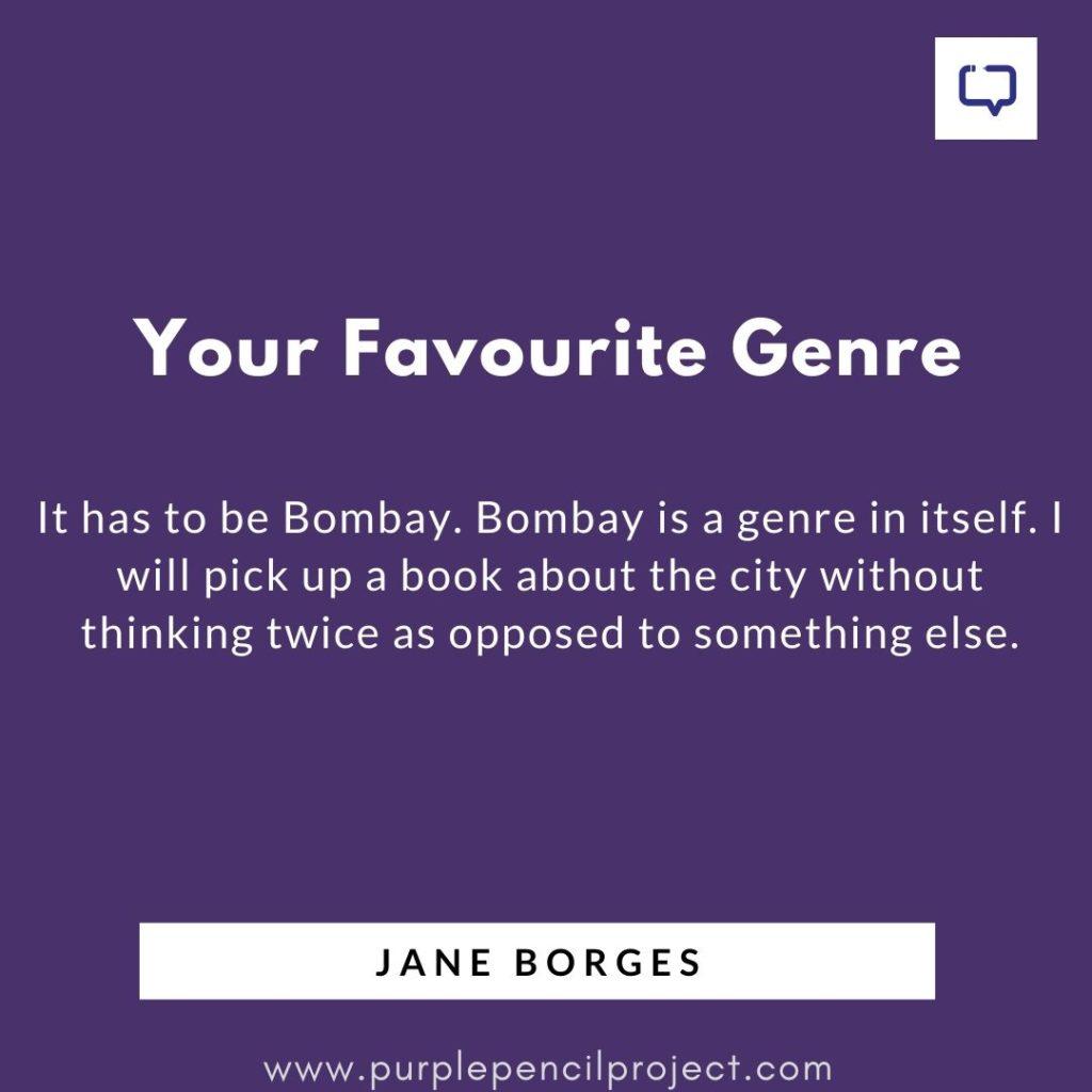 jane borges favourite genre to read