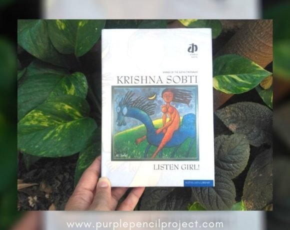 book review of listen girl by krishna sobti