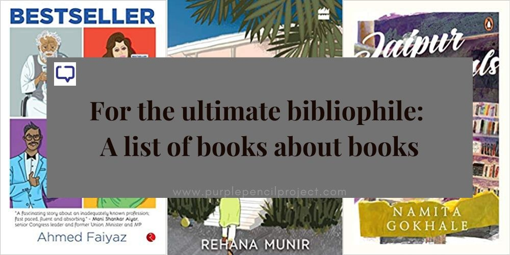books about books feature story