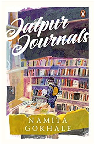 Jaipur journals book about books