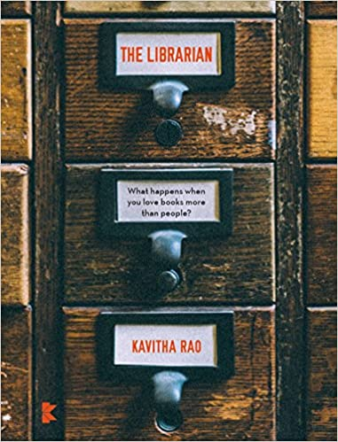 the librarian book by Kavitha Rao
