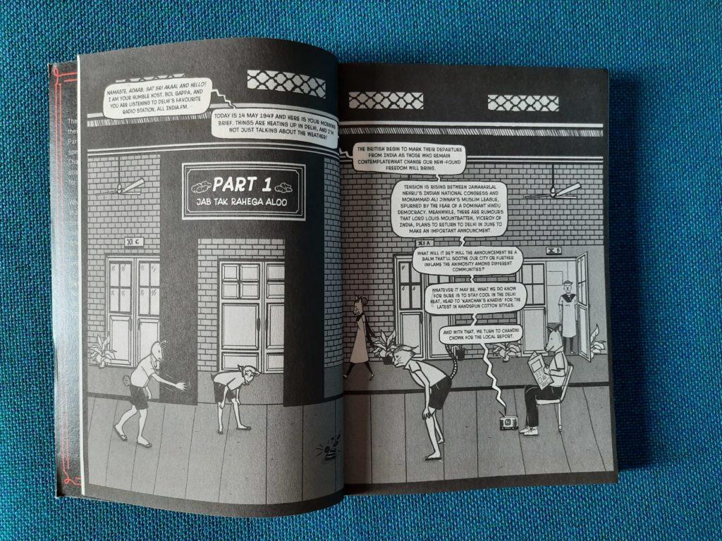 graphic novel chhotu