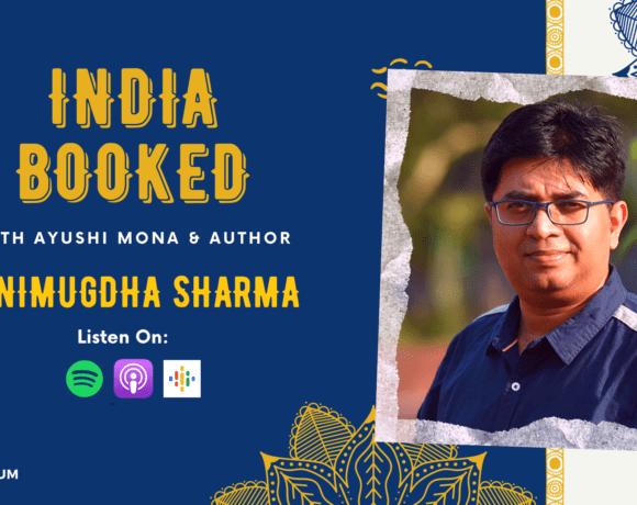 IndiaBooked Manimugdha Sharma