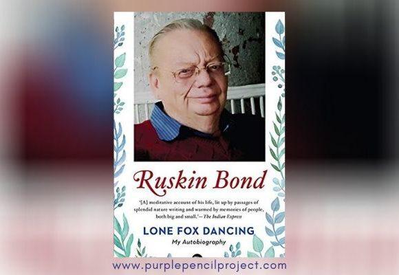 Ruskin Bond Cover