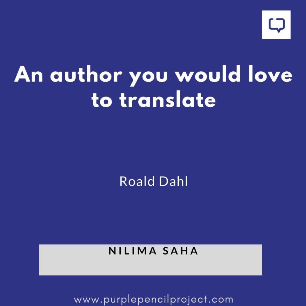 Nilima Sinha:  Translation