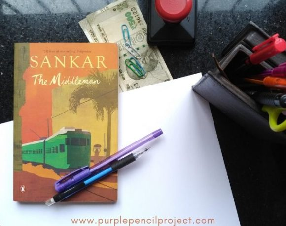 book review the middleman by sankar