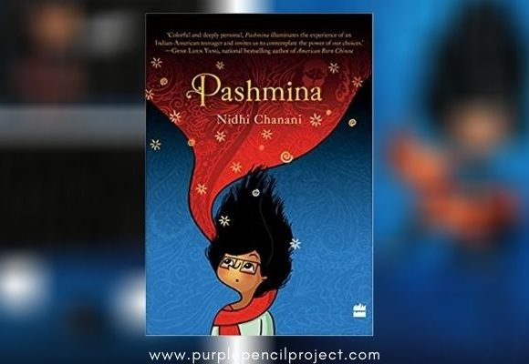 pashmina by nidhi chanani book review