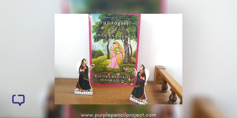 book review of forest of enchantments