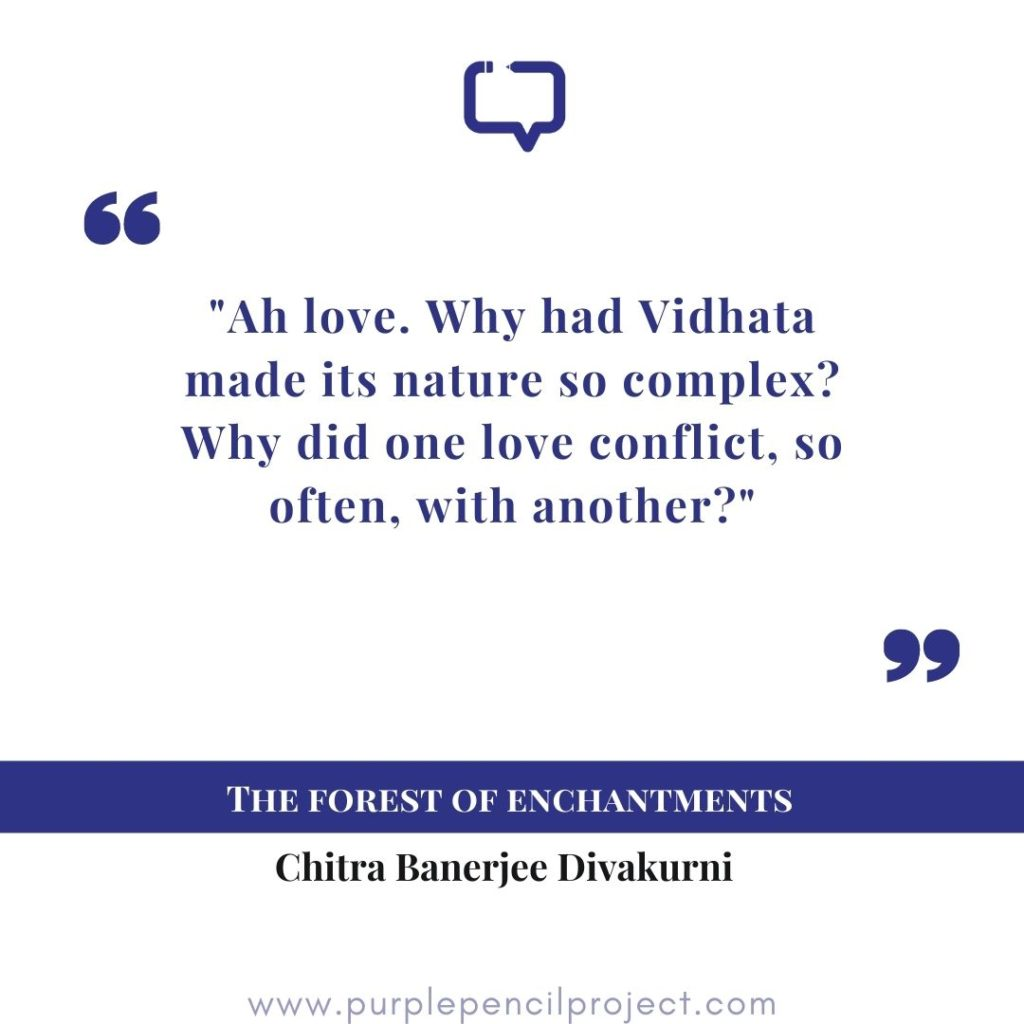 quotes from the forest of enchantments
