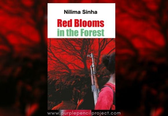 book review of red blooms in the forest by nilima sinha