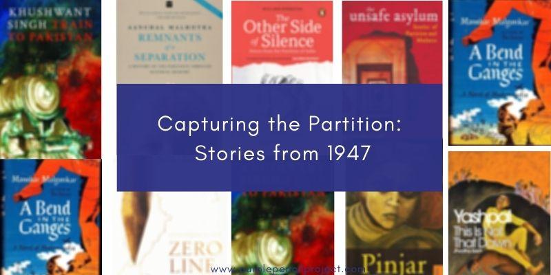 partition book list