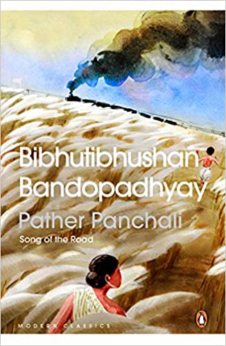 pather panchali book cover