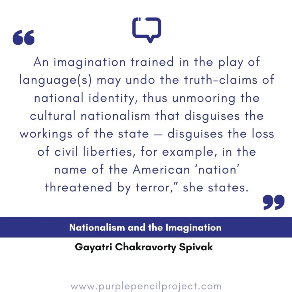 quotes on nationalism