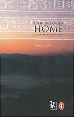 book cover of these hills called home by temsula ao