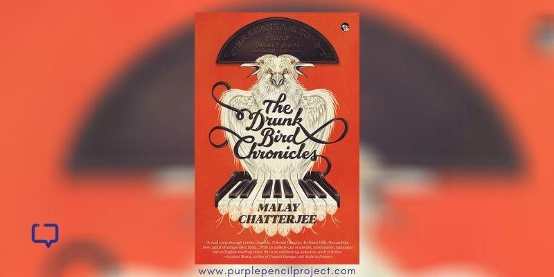 drunk bird chronicles book cover