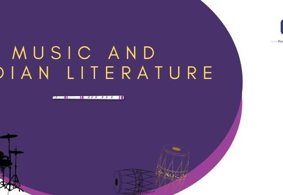 books about music and indian literature