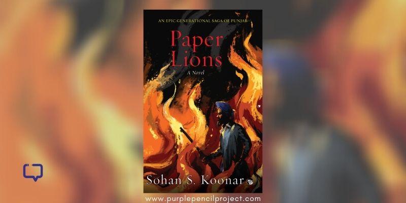 book review of paper lions by sohan koonar