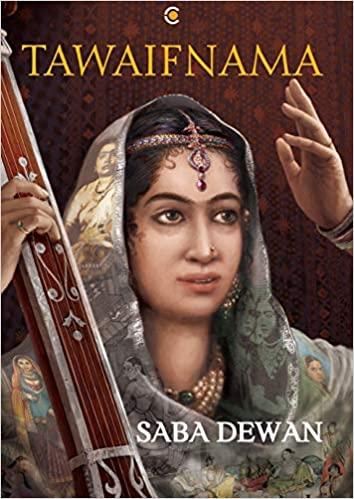 book cover of tawaifnama