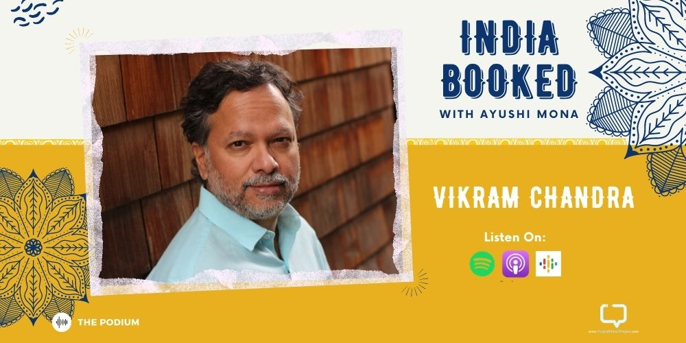 vikram chandra podcast