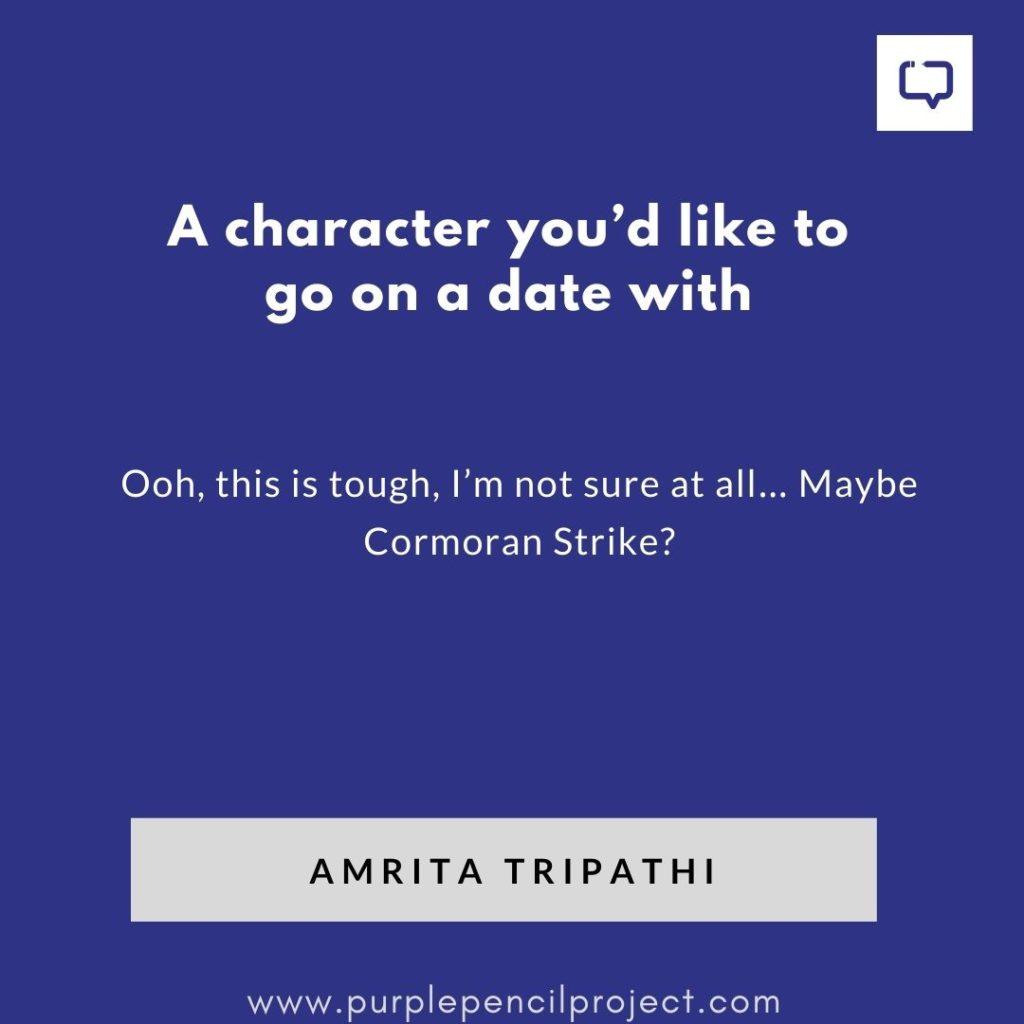 Amrita Tripathi