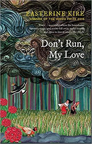 don't run my love book cover