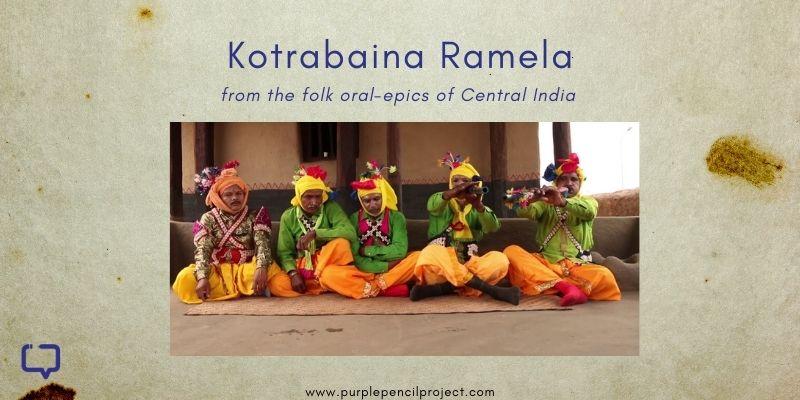 Kotrabaina Ramela folktale