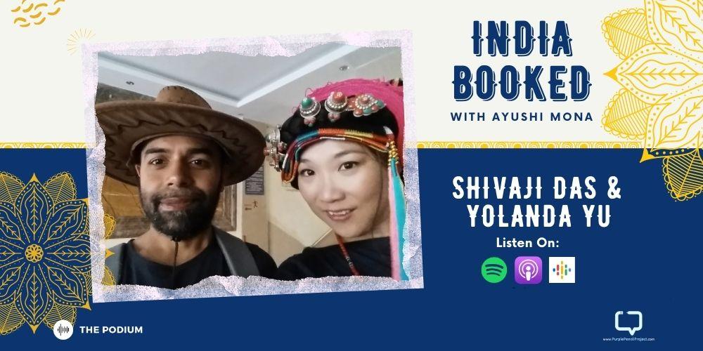 shivaji das and yolanda yu in conversation with ayushi mona