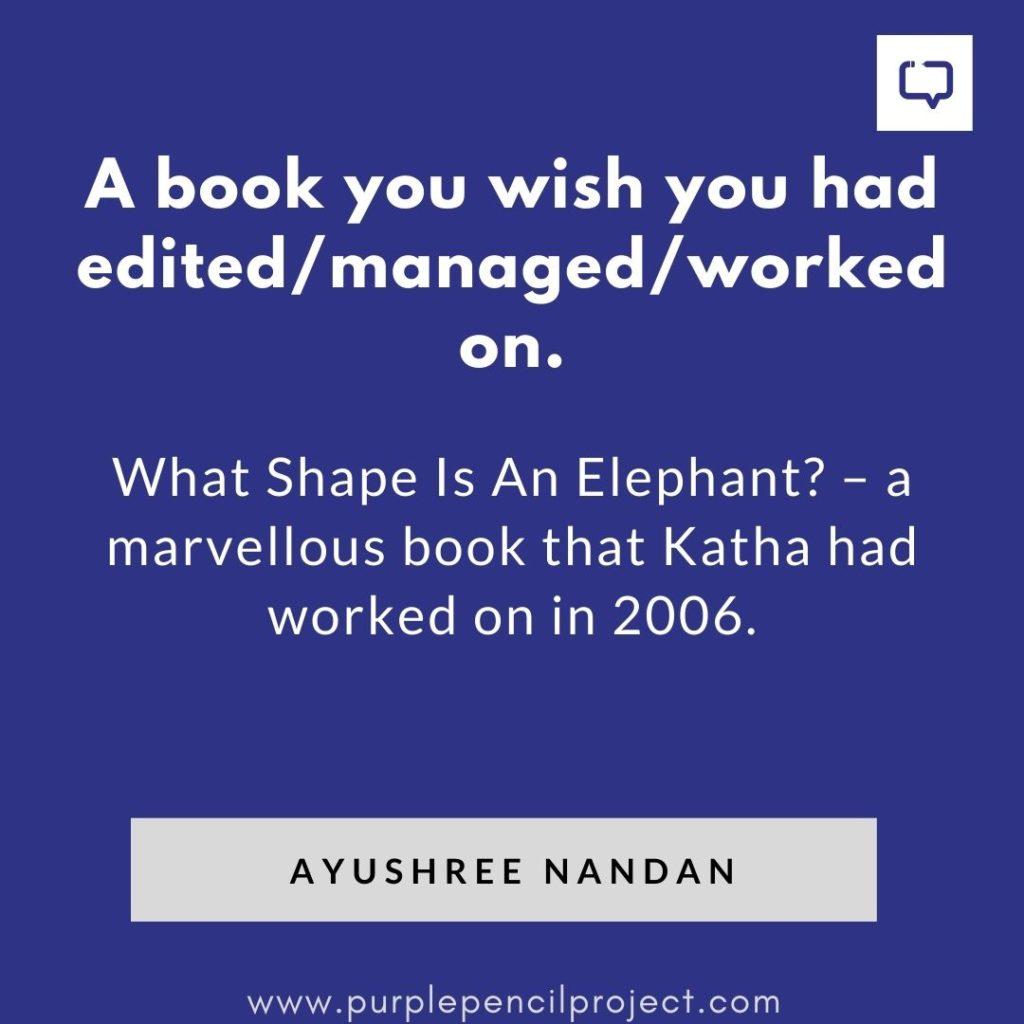 Ayushree Nandan
