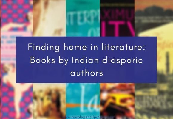 Indian diasporic authors