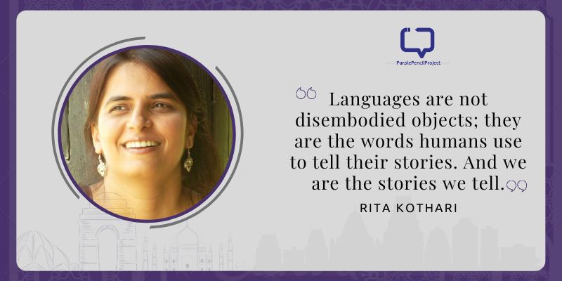 Interview with Translator Rita Kothari