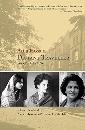 Book Cover of Distant Traveller written by Attia Hosain