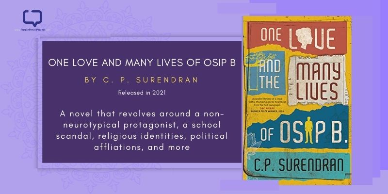 feature image for the book review of one love and many lives of osip b